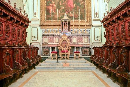 La Deposizione di Mattia Preti - Chiesa di San Bartolomeo