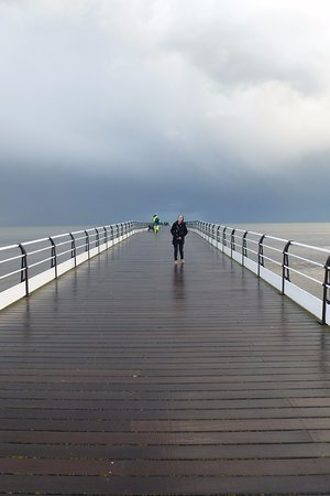 ‪‪Saltburn-by-the-Sea‬, UK: Saltburn Pier‬
