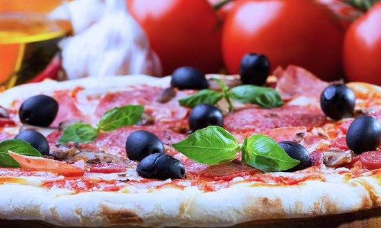 The Birdcage: Thin crust Italian Pizza with deli quality ingredients