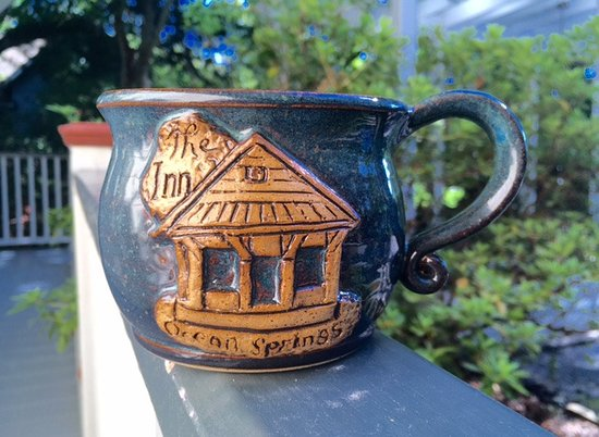 The Inn at Ocean Springs: Inn Mug