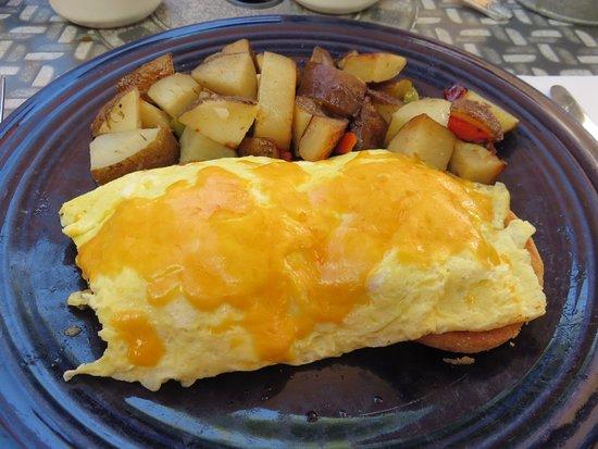 Creekside Gardens : Breakfast 3