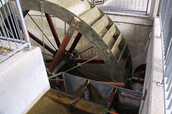 Tettnang, Tyskland: 昔の水車