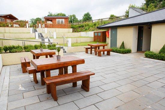 Kinnitty, Irlanda: Giltraps Café