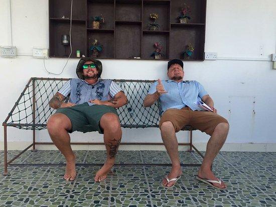 Meemu Atoll: terrece