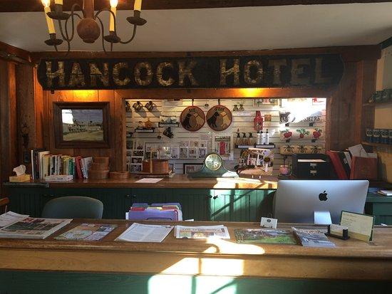 Hancock Bild