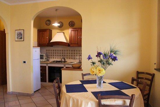 Sant'Agnello, Italy: zona pranzo