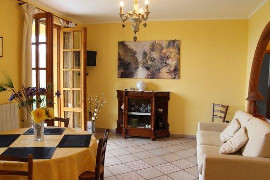 Sant'Agnello, Italy: soggiorno
