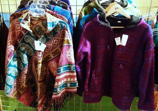 Nepal Wool Jackets And Ponchos Lovely Warmth Picture Of Moonstone