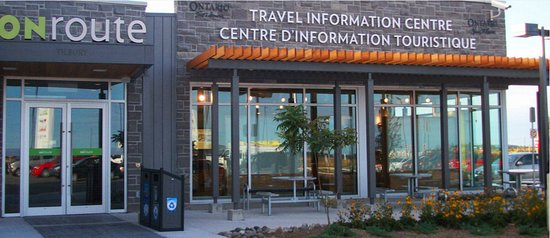Ontario Travel Information Centre - Tilbury