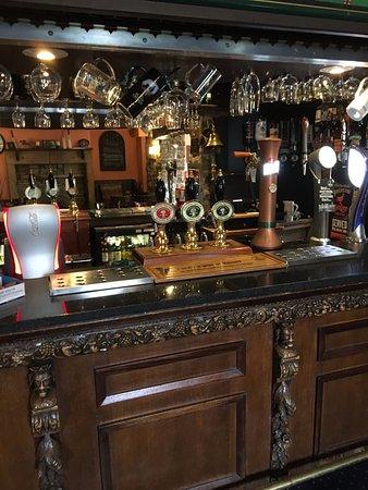 Kettlewell, UK: pub