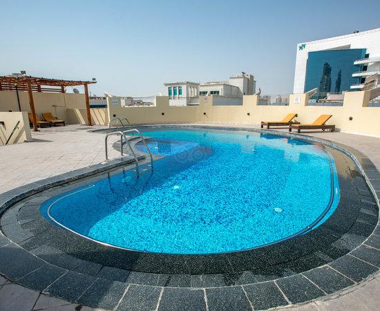 Grand Midwest View Hotel Dubai