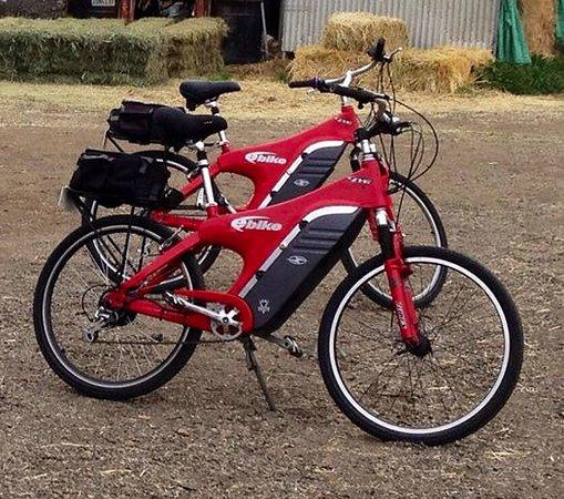 E-Bike Santa Barbara