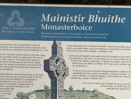 County Louth, Irlanda: Story Board