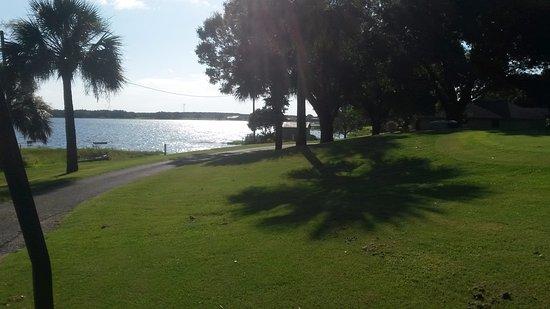 Avon Park, FL: going to 12th tee