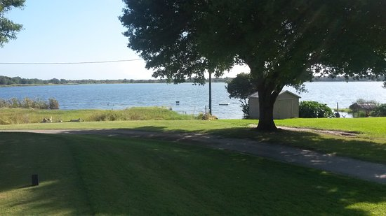 Avon Park, FL: Lake at 12th tee