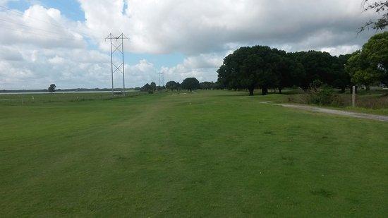 Avon Park, FL: 18th tee