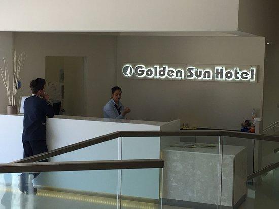 Foto de Golden Sun Hotel