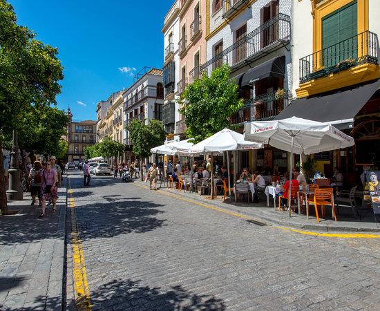 La Bella Sevilla, hoteles en Sevilla