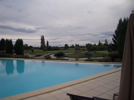 Seilh, Frankrig: piscine extérieure