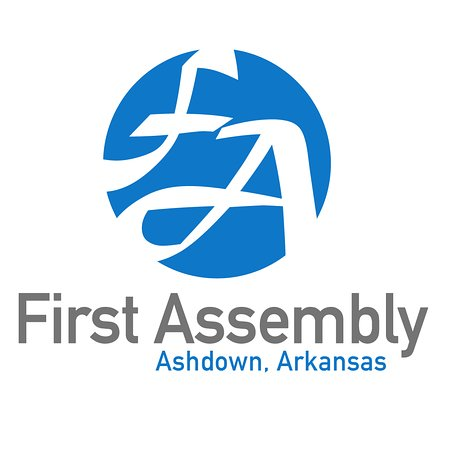 Ashdown, AR: Logo for First Assembly