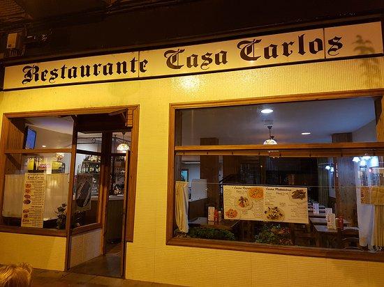Casa carlos logro o omd men om restauranger tripadvisor - Casa paz logrono ...