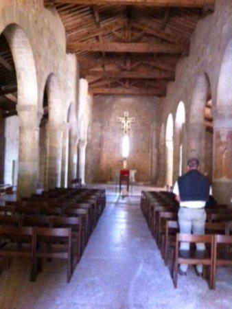 Castel San Gimignano, Italia: Chiesa