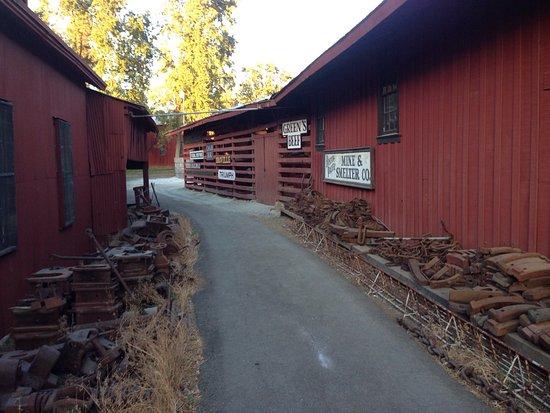 Jamestown, CA: Our trip