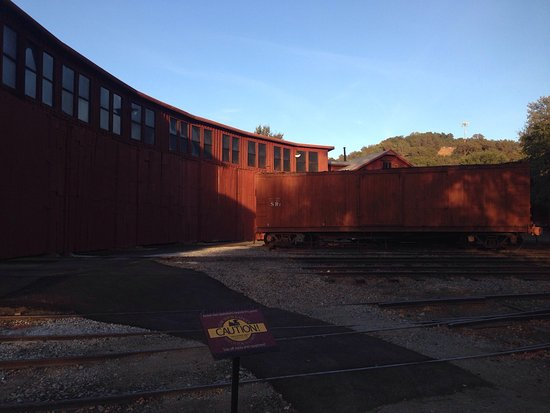 Railtown 1897 State Historic Park: Our trip