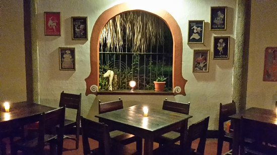 Top 5 restaurants in Monterrico, Guatemala
