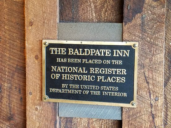 The Baldpate Inn Photo