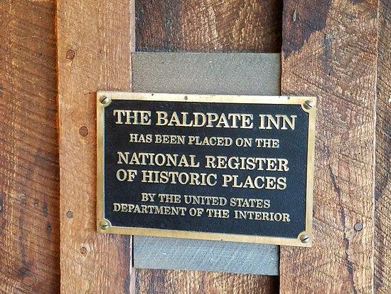The Baldpate Inn-billede
