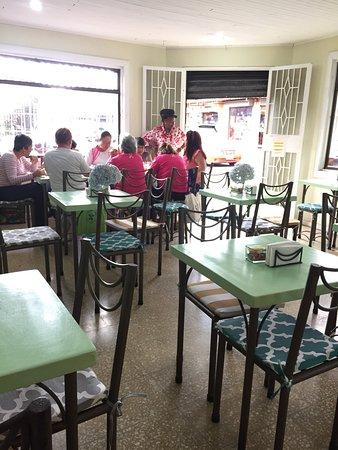 Province of Heredia, Κόστα Ρίκα: Cafe Scarlett