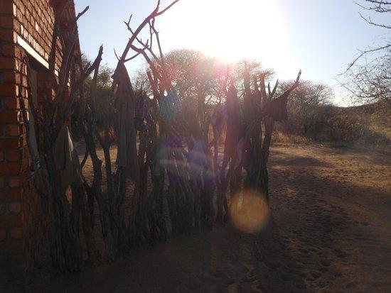 Okahandja, Namibia: bathroom