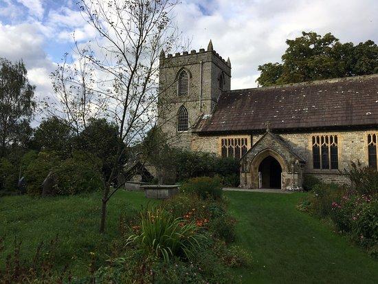 Kettlewell, UK: St Mary