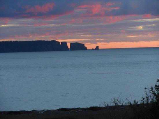 Parrsboro, Canada: Cape Split Sunset