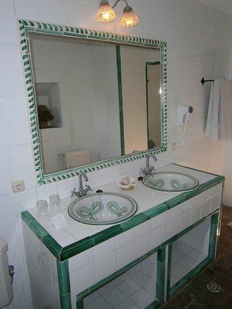Monasterio de San Francisco: bagno