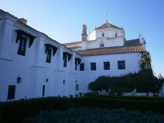 Monasterio de San Francisco: giardini interni