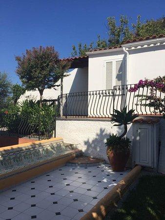 Villa Le Magnolie: Garden