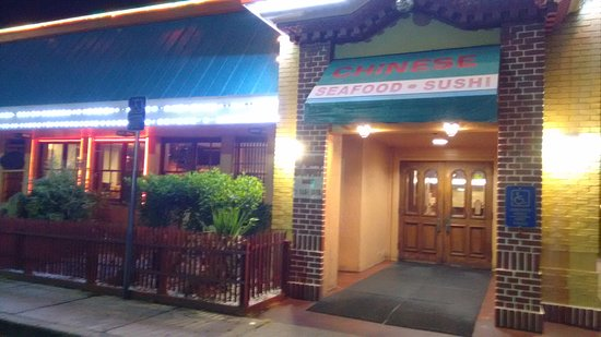 Kabuki Oriental Buffet: entrada do restaurante