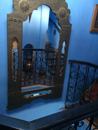 Dar Zman : Nice little Dar in Chefchaouen