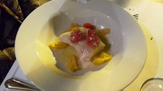 Pioppi, Italia: Filetto di Pezzogna