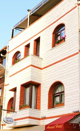 Ararat hotel istanbul turkije foto 39 s reviews en for Ararat hotel istanbul