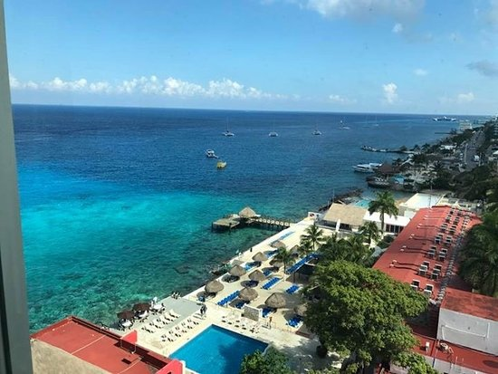 El Cid La Ceiba Beach Hotel 88 1 8 6 Updated 2018 Prices Resort Reviews Cozumel Mexico Tripadvisor