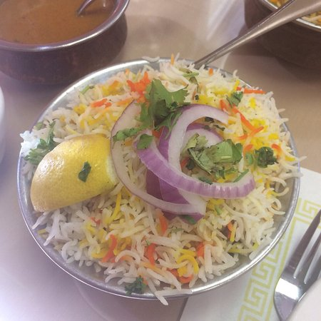 Folsom, CA: Mutton Biryani there is very delicious