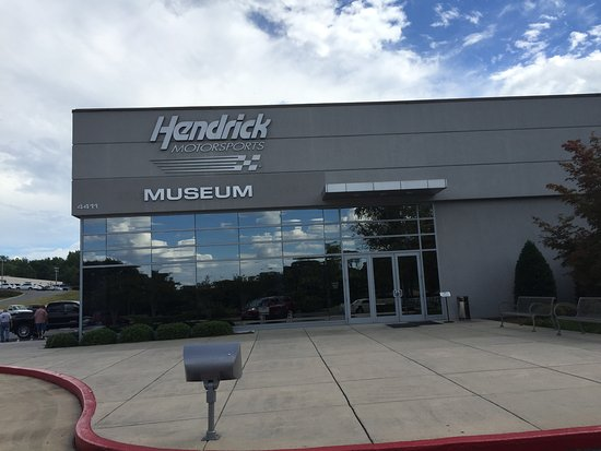 Shop Entry Picture Of Hendrick Motorsports Complex