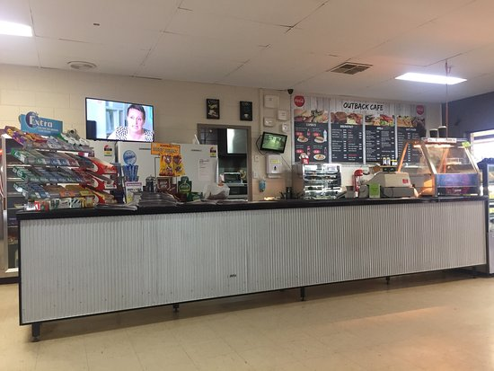 Great diner in West Wyalong.