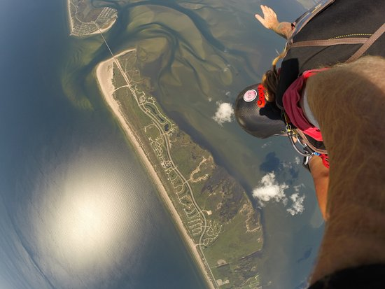 Skydive Galveston