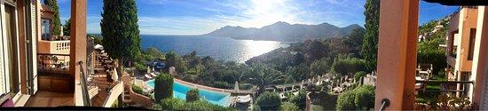 提阿拉雅克匝蔚藍海岸飯店張圖片