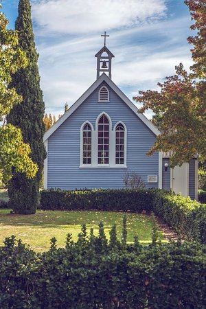The Marlborough Lodge: Chapel for weddings, unique dining & corporate events