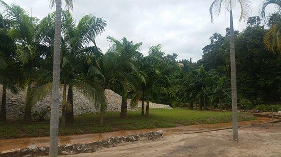Kwali, ไนจีเรีย: main road